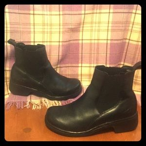 Dansko Chelsea ankle boot, black 37